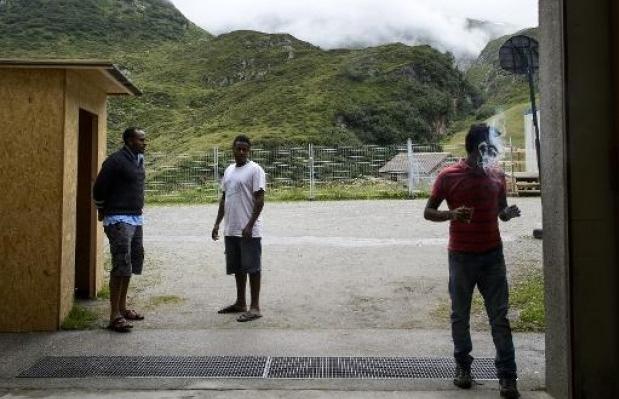 demandeurs d'asile suisse 2