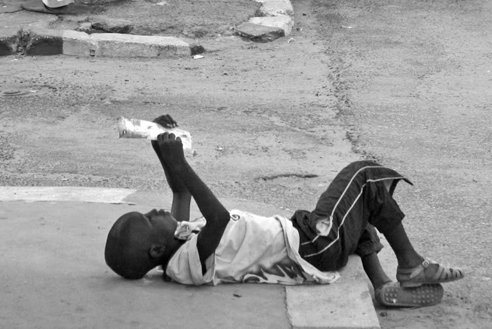 enfants de la rue saint- louis