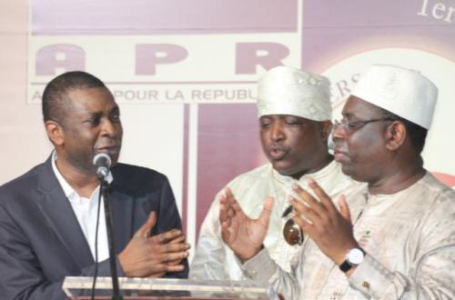 Article : Sénégal /Macky , Youssou, Demba: le trio de choc