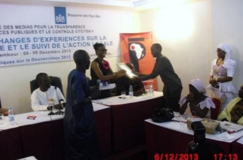 Article : Dakar:ma plume pour les sans voix