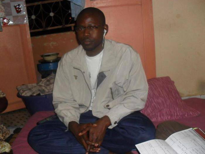 Mamadou Diop a été tué par la police lors d'une manifestation politique le 31 janvier 2012
