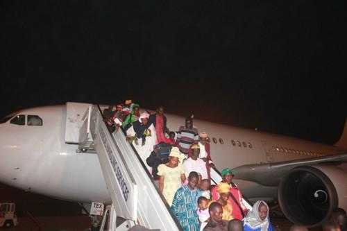 2 arrivée sénégalais