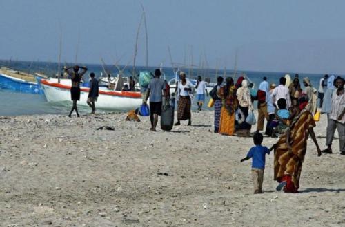 Article : Naufrage au Yémen : encore des Africains dans des eaux troubles