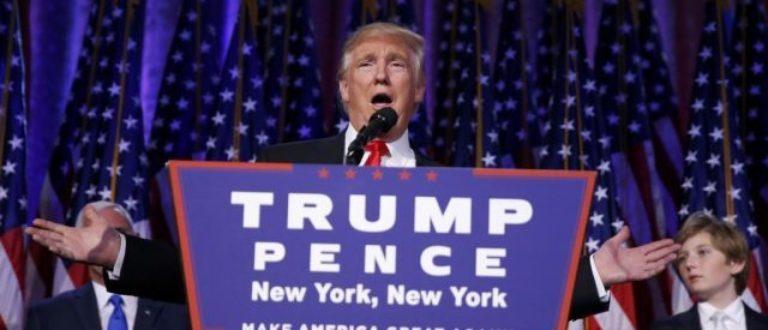 Article : USA : Trump au trône