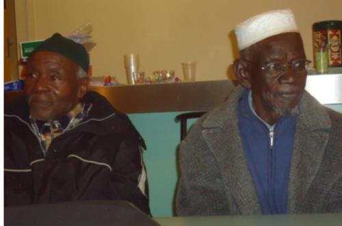 Article : Ces vieux migrants africains piégés par la France